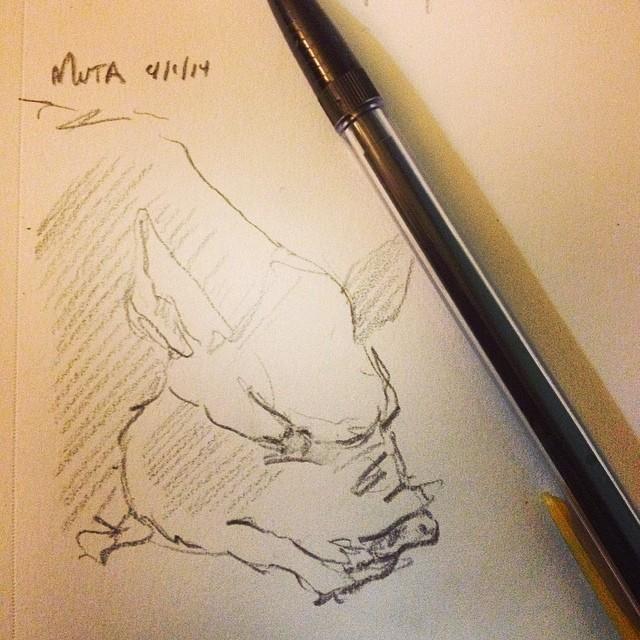 Muta Sketch