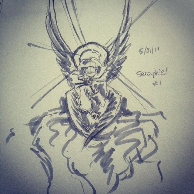 Sera - Sketch